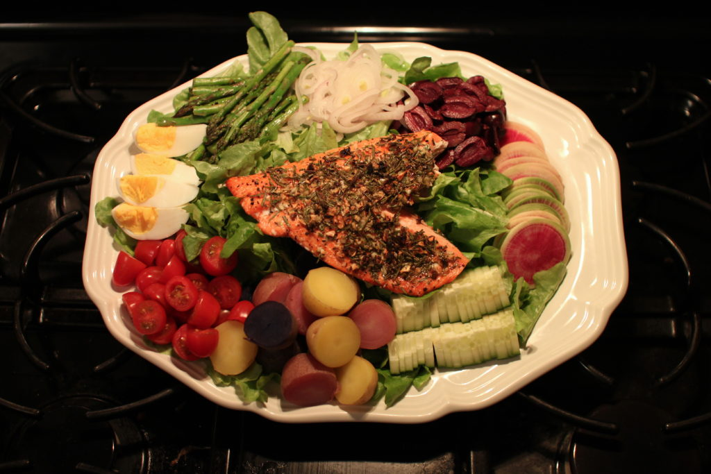 Pacific Northwest Salad Niçoise Recipe