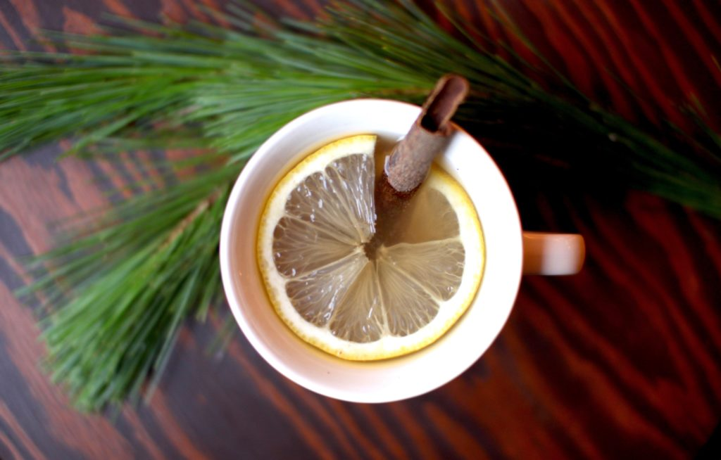 Ginger Hot Toddy Recipe