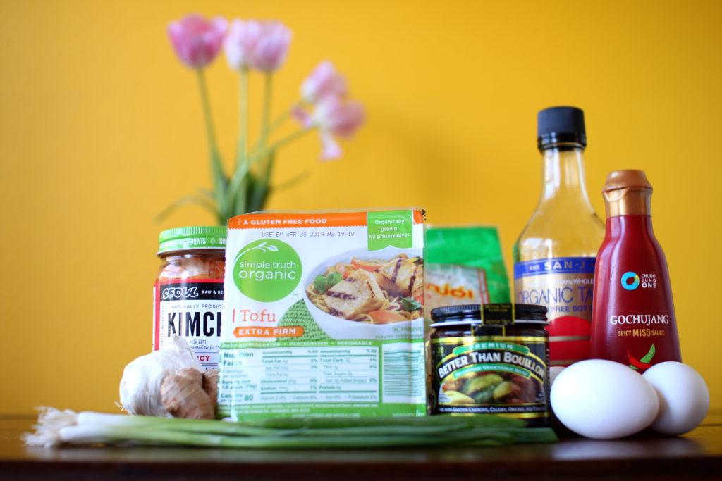 Kimchi Noodle Soup Recipe