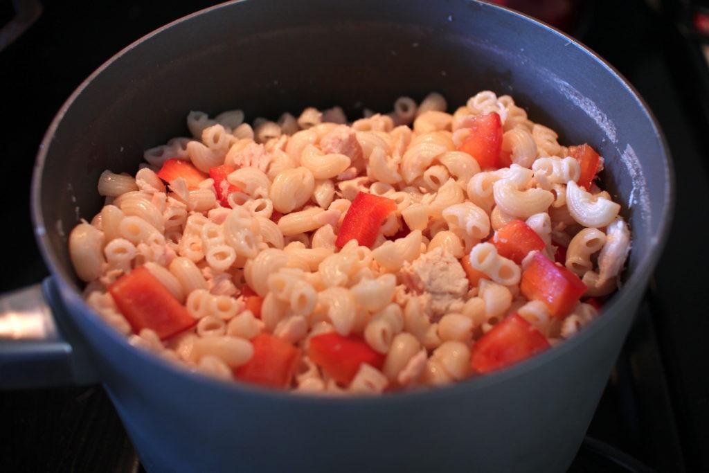 Smoky Tuna Mac and Cheese Recipe