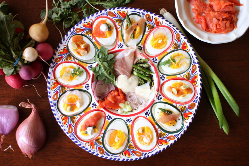 Party Eggs