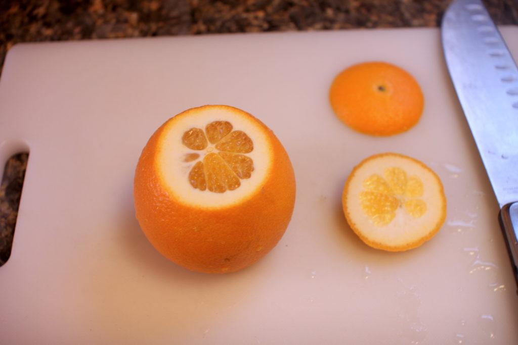 How to segment oranges