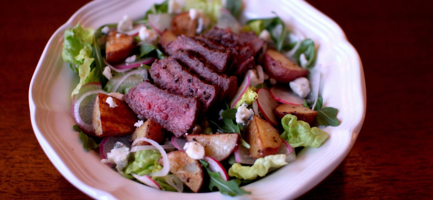 Steak and Potatoes Salad