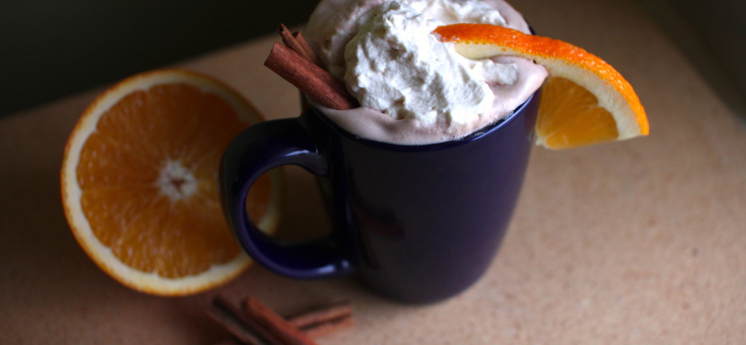 Spiked Chili Pepper Hot Chocolate