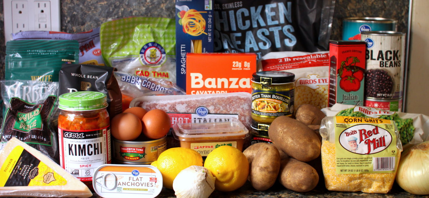 Coronavirus pantry essentials: How to stock up for quarantine
