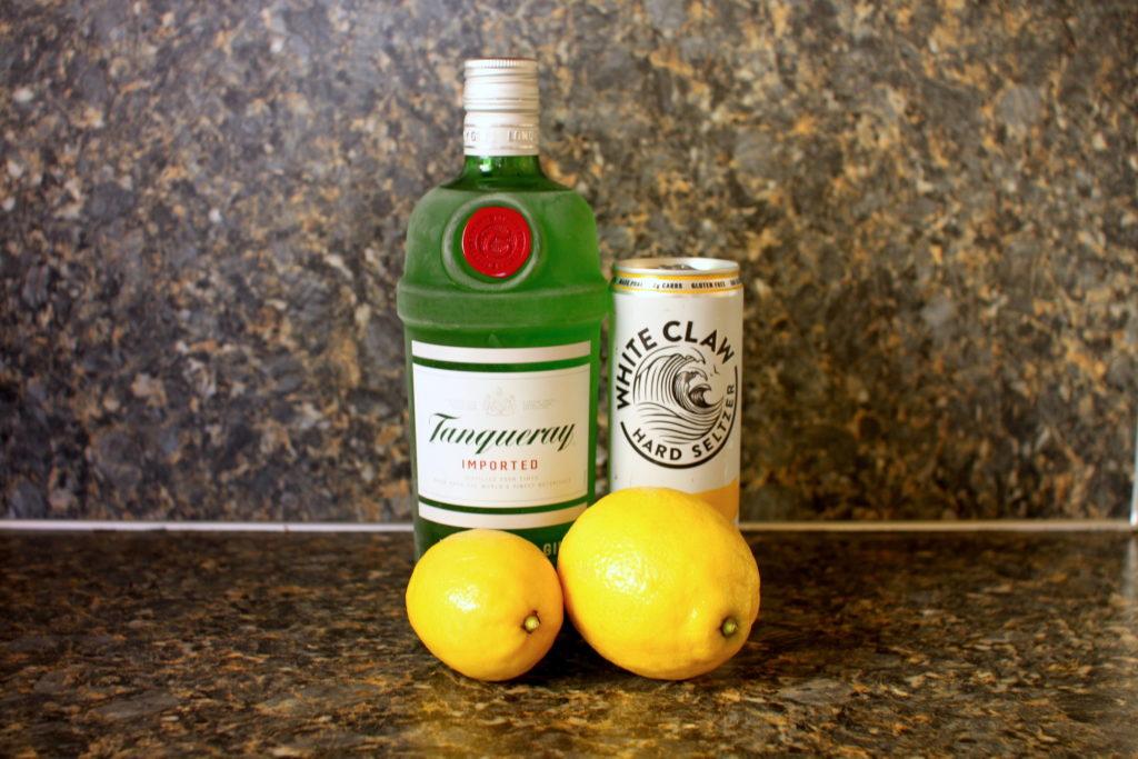 Tom Clawlins cocktail ingredients